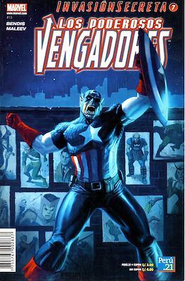 Los Poderosos Vengadores: Invasión Secreta (Grapas) #2