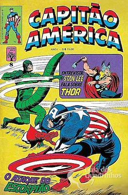 Capitão América #8