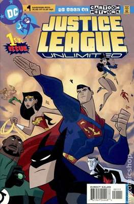 Justice League Unlimited (Grapa) #1