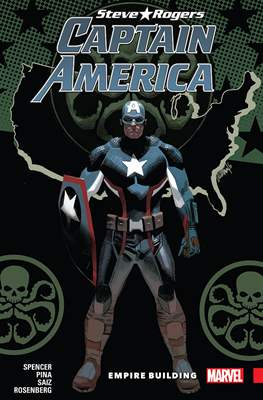Captain America: Steve Rogers (2016-2017) (Softcover) #3