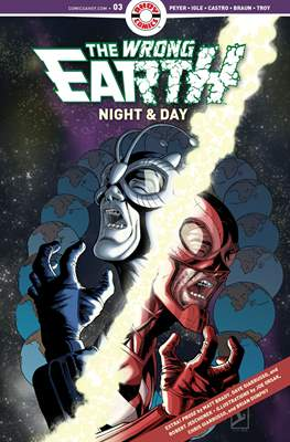 The Wrong Earth: Night & Day #3