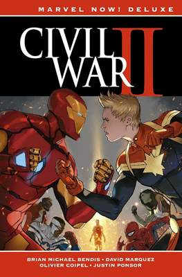 Civil War II. Marvel Now! Deluxe