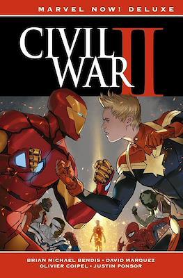 Civil War II. Marvel Now! Deluxe