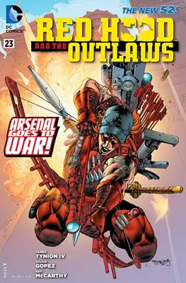 Red Hood and the Outlaws (2011-) New 52 (Comic-Book) #23