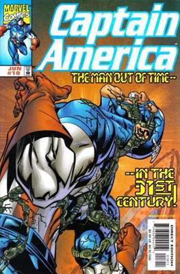 Captain America Vol. 3 (1998-2002) (Comic Book) #18