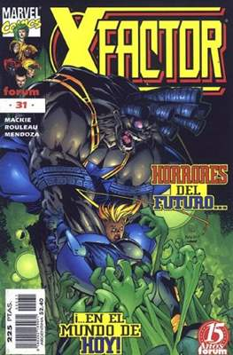 X-Factor Vol. 2 (1996-1999) (Grapa 24 pp) #31