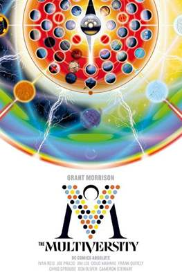The Multiversity - DC Comics Absolute