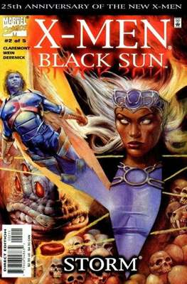 X-Men: Black Sun (Grapa) #2