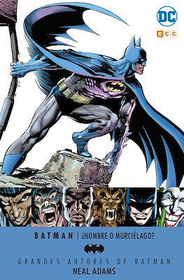 Grandes Autores de Batman: Neal Adams (Cartoné 232 pp) #2