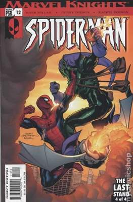Marvel Knights: Spider-Man Vol 1 (Comic- Book) #12