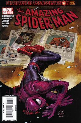 The Amazing Spider-Man Vol. 2 (1999-2014) (Comic-Book) #588
