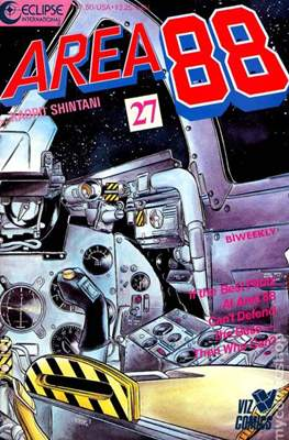 Area 88 (Softcover) #27