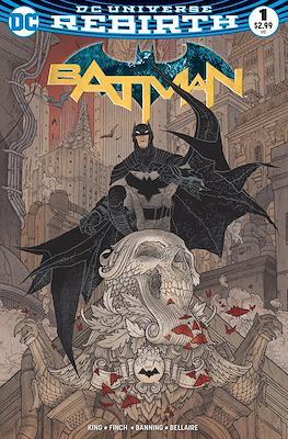 Batman Vol. 3 (2016- Variant Covers) (Comic Book) #1.7