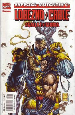 Especial Mutantes (Grapa 40-48 pp) #16