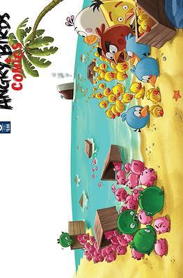 Angry Birds Comics (2016) (Grapa) #6