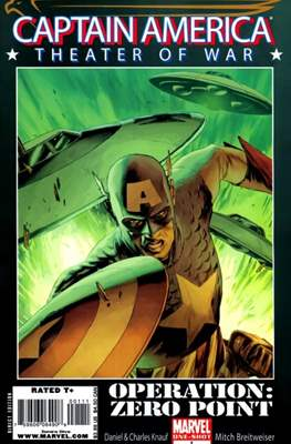 Captain America: Theater of War #5
