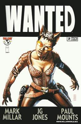 Wanted (2003-2005 Comic-book) #2