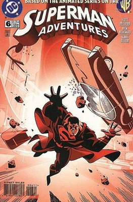 Superman Adventures (Comic-book) #6