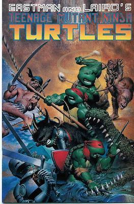 Teenage Mutant Ninja Turtles Vol.1 #33