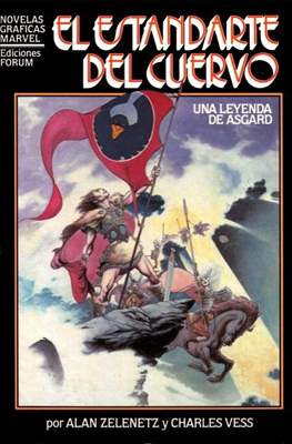 Novelas Gráficas Marvel (1983-1985) (Cartoné.) #8
