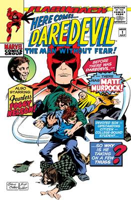 Daredevil Vol. 1 (1964-1998) (Comic Book) #-1