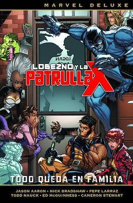 Lobezno y la Patrulla-X. Marvel Deluxe (Cartoné) #5