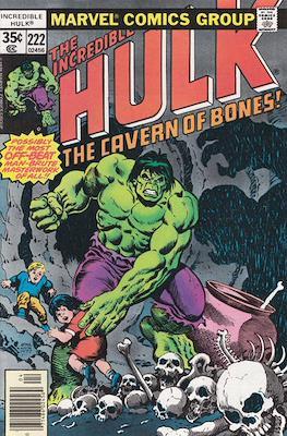 The Incredible Hulk Vol. 1 (1962-1999) (Comic Book) #222