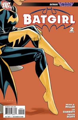 Batgirl Vol. 3 (2009-2011) (Comic Book) #2
