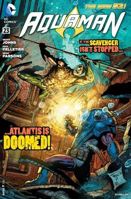 Aquaman Vol. 7 (2011-2016) (Digital) #23