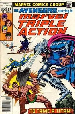 Marvel Triple Action Vol 1 (Comic-book.) #42