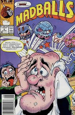 Madballs (Comic Book) #4