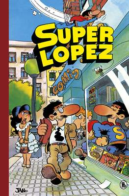 Super Lopez / Super humor (Cartoné 320 pp) #1