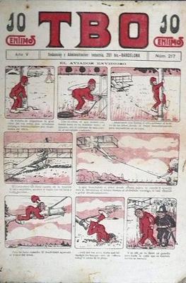 TBO (1917-1938) (Cuaderno) #217
