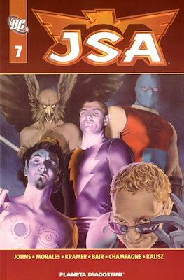 JSA (2005-2007) (Rústica 112-144 pp) #7