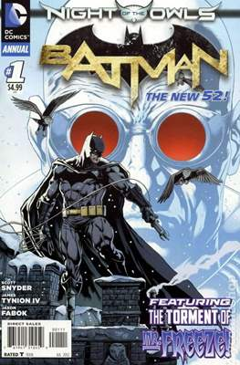 Batman Vol. 2 Annual (2011-2015)
