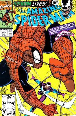 The Amazing Spider-Man Vol. 1 (1963-1998) (Comic-book) #345