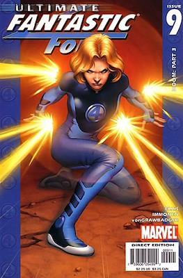 Ultimate Fantastic Four #9