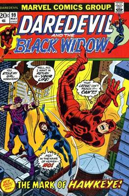 Daredevil Vol. 1 (1964-1998) (Comic Book) #99