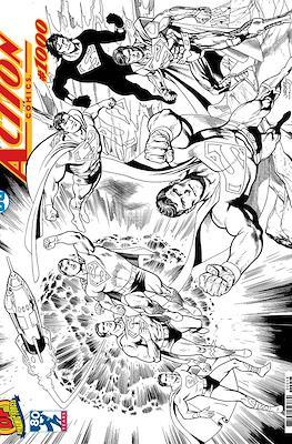 Action Comics Vol. 1 (1938-2011; 2016-... Variant Covers) (Comic Book) #1000.24