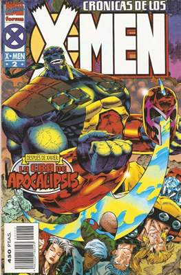 Crónicas de los X-Men (1995-1996) (Grapa. 17x26. Color.) #2