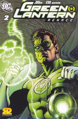 Green Lantern: Renace (Rústica) #2