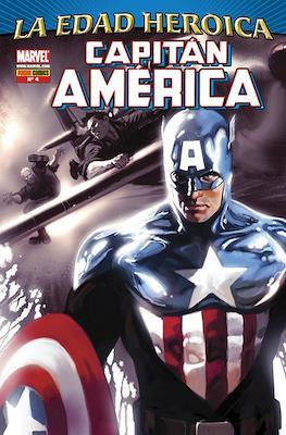 Capitán América Vol. 8 (2011-) (Grapa) #4