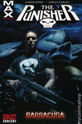 The Punisher Vol. 6 (Softcover 120-144 pp) #6