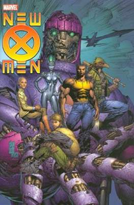 New X-Men (1991) (Hardcover) #3