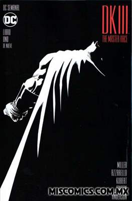 Dark Knight III: The Master Race (Portadas variantes) #1.2