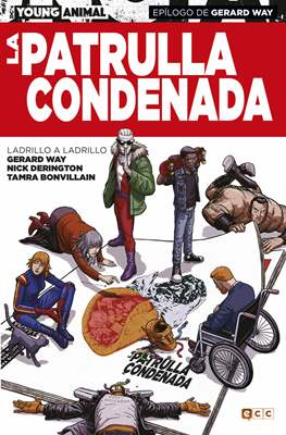 La Patrulla Condenada. DC Young Animal