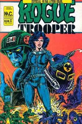 Rogue Trooper (Grapa) #6