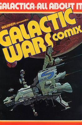 Galactic Wars Comix