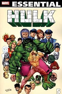 Essential Hulk (Softcover) #5