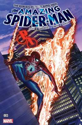 The Amazing Spider-Man Vol. 4 (2015-2018) (Comic-book) #3